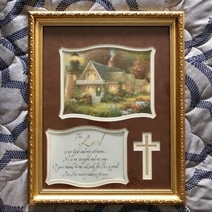 ⛪️ Framed Picture